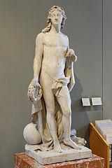 Apollon ou les Beaux-Arts