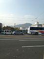 Mount Inasayama from Tamaebashi Bridge.jpg