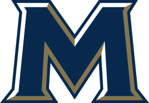 2013–14 Mount St. Mary's Mountaineers men's basketball team - Image: Mount Saint Mary's M