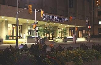 Mount Sinai Hospital (Toronto) - Image: Mount Sinai Hosp Toronto 6486