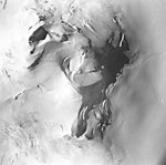 Mount Spurr, crater on mountain summit, August 25, 1964 (GLACIERS 6481).jpg