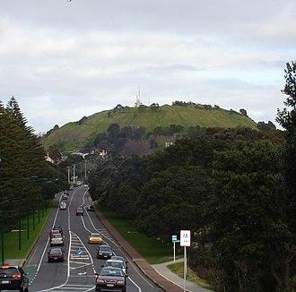 Mount Victoria (Auckland) - Image: Mt Victoria.1