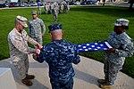 Multi-service retreat marks end of duty day 130906-F-CJ989-007.jpg