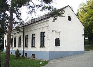 Takovo Place in Moravica District, Serbia