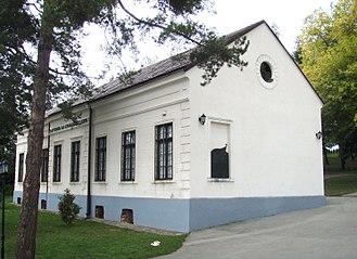 Takovo - Town museum in a historic school
