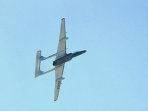 Myasishchev M-55 - Myasishchev M-55 at MAKS 2005