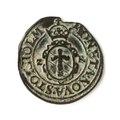 Mynt av silver. 2 öre. 1573 - Skoklosters slott - 109014.tif