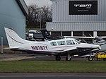 N8181Y Piper Twin Comanche 30 (34130890083).jpg