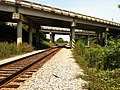 NC-SC Railroad and Interstate Bridge August 2013 - panoramio (1).jpg