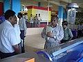 NCSM Dignitaries Visiting Dynamotion Hall - Science City - Kolkata 2006-07-04 04766.JPG