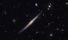NGC5529 Galaxy from the Mount Lemmon SkyCenter Schulman Telescope courtesy Adam Block.jpg