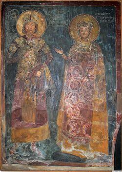 Byzantine–Bulgarian wars - Wikipedia