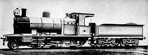 New South Wales Z27 class locomotive - Class Z27 Locomotive