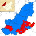 NWLeics 2011 Election Map.png
