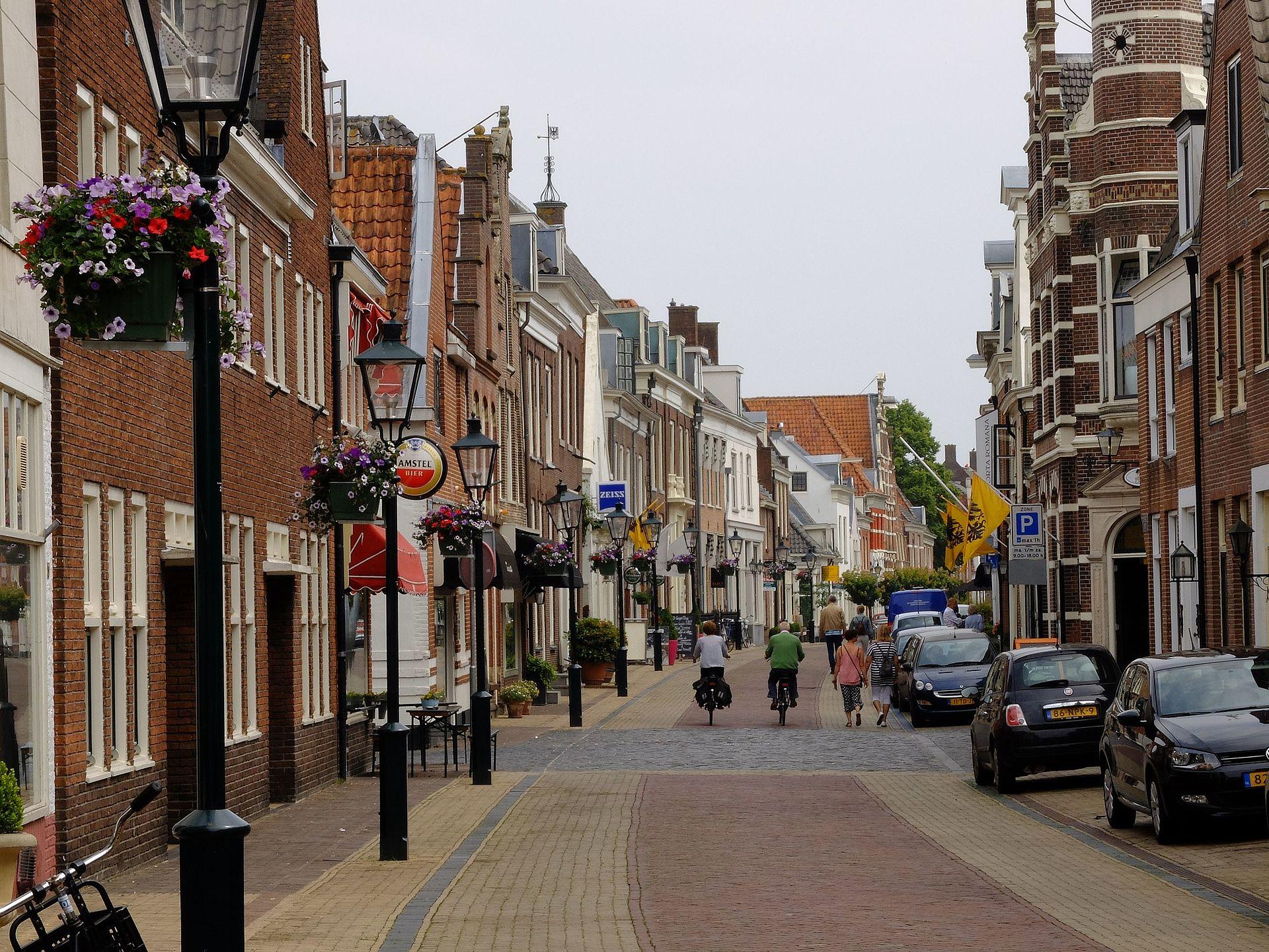 Hollanti Väkiluku