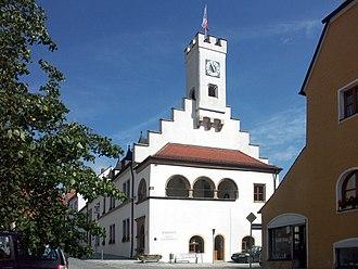 Nabburg - Nabburg Town hall