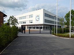 Nackenheim Gymnasium Nackenheim Haupteingang 30.5.2013
