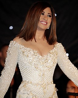Najwa Karam Lebanese singer