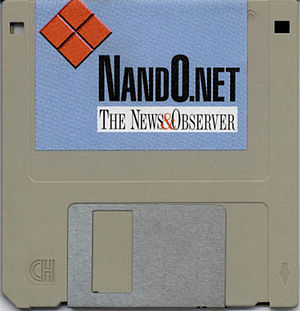 Nando - Nando floppy with free software