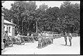 Narcyz Witczak-Witaczyński - Grupa szkolna motocyklowa w koszarach w Garwolinie (107-896-1).jpg