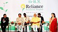 Narendra Modi at ceremony held to rededicate Sir H.N. Reliance Foundation Hospital and Research Centre, in Mumbai on October 25, 2014. The Governor of Maharashtra, Shri C. Vidyasagar Rao is also seen.jpg