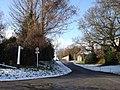 Narrow Road Hooe East Sussex - geograph.org.uk - 97558.jpg