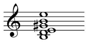 E9 tuning - Nashville tuning: E7, seventh chord subset of ninth chord.