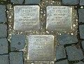 Nathan Otto Rosenberg, Ilse Rosenberg, Heinrich Rosenberg - Stolpersteine.jpg