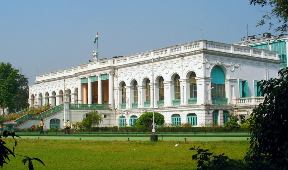 National Library, Calcutta 2007