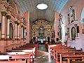 Nau de l'església del Sagrario la Merced de Huánuco2.jpg
