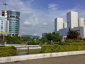 Navi Mumbai in India by zeeble Uploaded to wik...