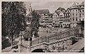 Neckarfront mit der Treppe der Eberharsbrücke (AK Gebr. Metz 1940).jpg