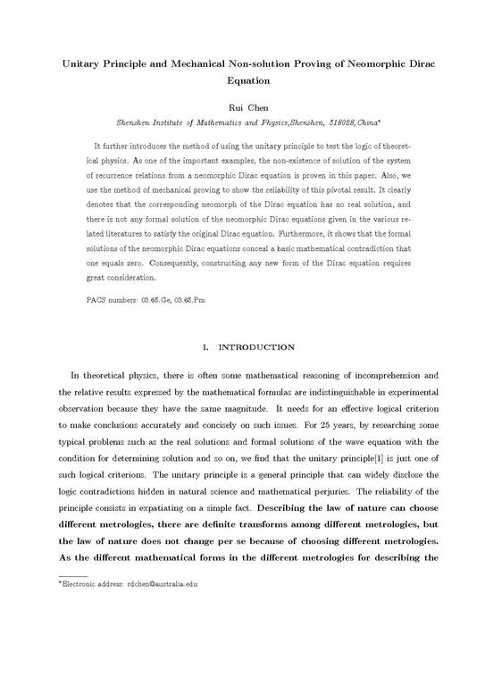 File:Neomorphic Dirac Equation pdf - Wikimedia Commons