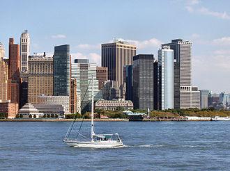 Upper New York Bay - Image: New york bay