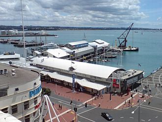 New Zealand Maritime Museum - New Zealand Maritime Museum