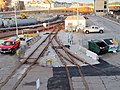 New switches in Wellington Yard, December 2018.JPG