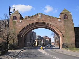 Newgate, Chester - Newgate