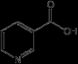 Niacin/simvastatin - Image: Niacinstr