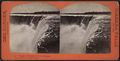 Niagara, Horseshoe Fall from Canada. On line of N. Y. C. & H. R. R. R., by Barker, George, 1844-1894.png