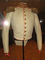 Nicholas I's uniform of Life Guard Calvary regiment (Hermitage) 01 by shakko.JPG