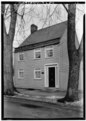 Nicholas Veeder Slave House, 205 Green Street, Schenectady, Schenectady County, NY HABS NY,47-SCHE,25A-2.tif