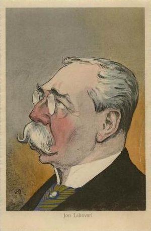 Ioan Lahovary