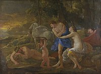 Nicolas Poussin - Cephalus and Aurora - Google Art Project.jpg