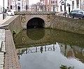 Nieuwpoort Hoogstraat 53 Inundatiesluis noord.jpg
