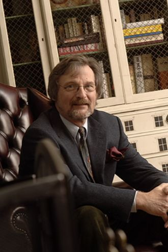 Nigel Hamilton (author) - Nigel Hamilton in 2008