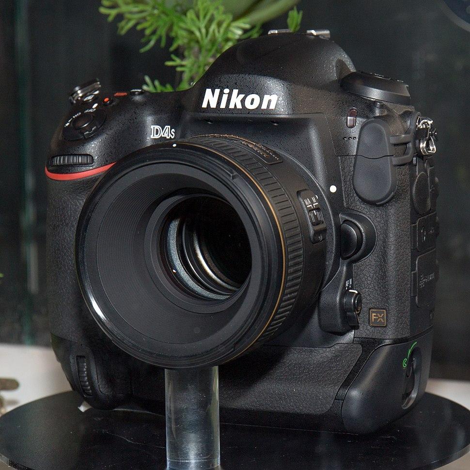 Nikon D4s (prototype) 2014 CP+