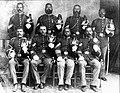 Ninth Cavalry NCOs, 1889.jpg