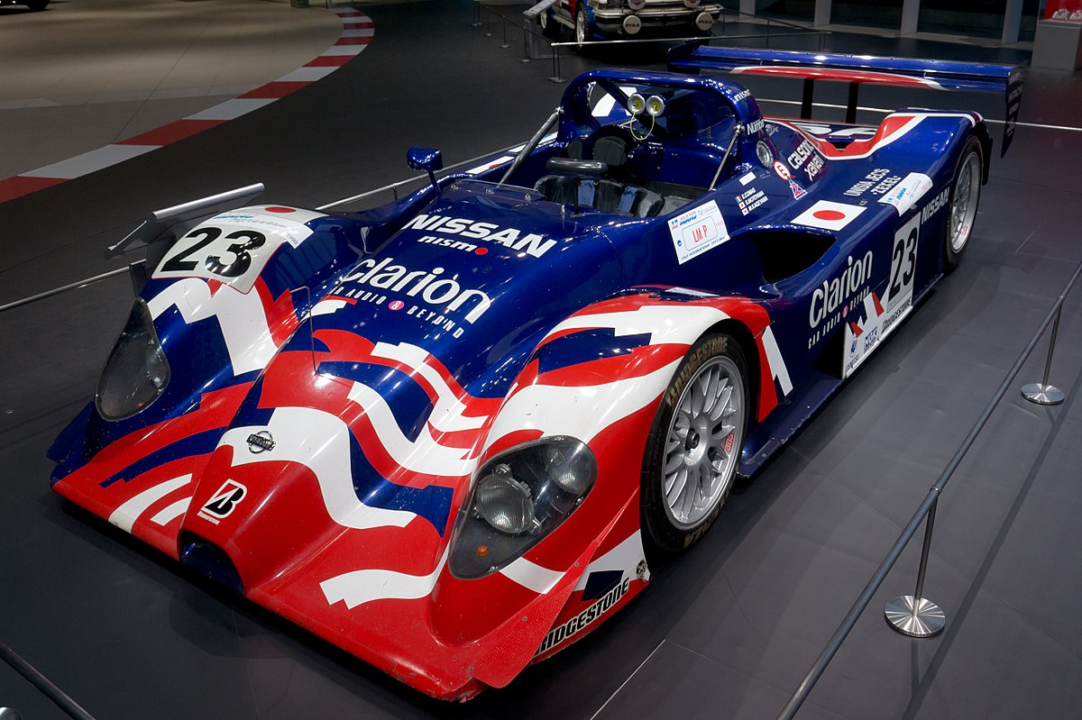 Race Cars For Sale >> Nissan R391 - Wikipedia