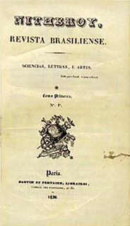 <i>Niterói</i> (magazine) 1836 magazine of Brazil