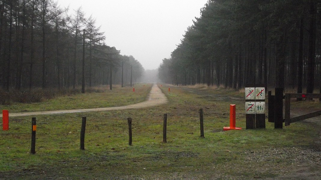Vroegere buurtspoorwegroute vanaf St-Jozef-Rijkevorsel naar Merksplas, nu een wandelroute.